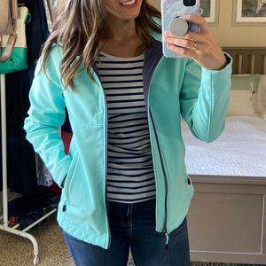 Kirkland soft shell hooded jacket